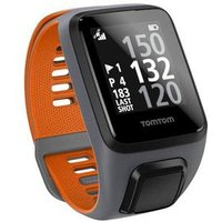TomTom Golfer 2 SE GPS Watch - Black/Orange