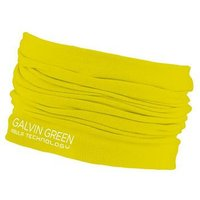 Galvin Green Delta Snood - Yellow