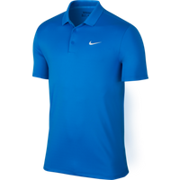Nike Victory Solid Golf Polo - Photo Blue XX Large