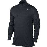 Nike Dri Fit 12 Zip Knit Black X Large