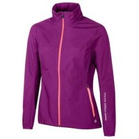 Adriana Paclite Jacket Ladies Small Wild Orchid