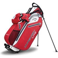 Callaway Hyper Dry Lite Stand Bag Red White Black