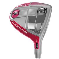 Cobra King F6 Womens Fairway Wood Raspberry MFS Series 55 Ladies 21 24 5 6