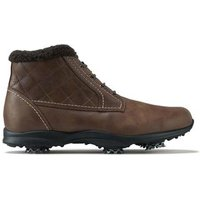 FootJoy Ladies emBody Boot Brown Size 4