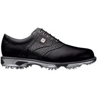 Footjoy Dryjoys Tour Black + Black Croc UK 7 Medium