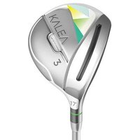TaylorMade Kalea Ladies Fairway Woods Ladies Right Slimtech L45 Graphite Ladies 3 17 Deg