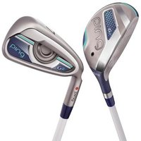 Ping G Le Ladies Hybrid Irons Sets Right Hand ULT 230 Lite UW
