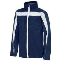 Ricky - Jacket windstopper Junior S 134/140 Midnight Blue/Platinum