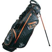 Lynx Waterproof Stand Bag Black Orange