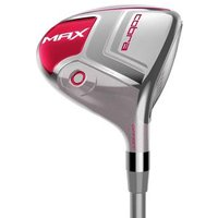 Cobra Max Ladies Fairway Wood SilverPink Ladies Right MFS Series 50 Ladies 3F20