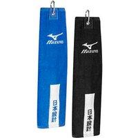 Mizuno Tri Fold Towel - Black