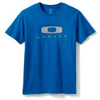 Oakley Mens Griffin Nest T-Shirt, Electric Blue Small (O3)