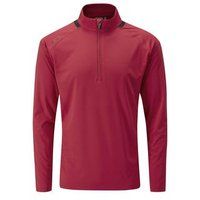 Largo Mid Layer Mens Medium Red
