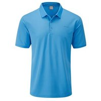 Phoenix Tour Polo Malibu Blue Mens Small Blue