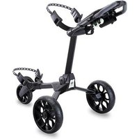 Stewart Golf R1-S Push Trolley - Black / Black