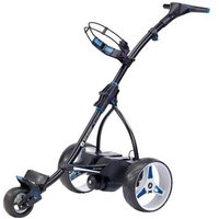 Motocaddy S5 Connect Electric Trolley Black 18 Hole Lithium