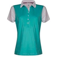 Green Lamb Ladies Polo Shirts