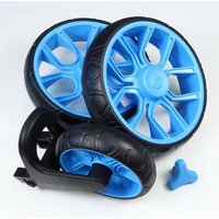 Stewart Golf Coloured Wheel Blue