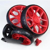 Stewart Golf Coloured Wheel Red