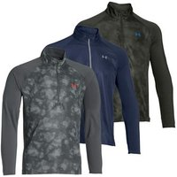 Under Armour Mens UA Sweet Spot � Zip Top