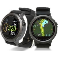 Golf Buddy WTX Golf GPS Watch Black