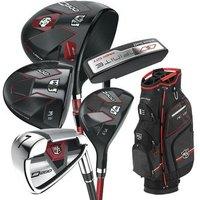 Wilson Staff D300D250 Premium Golf Package Set