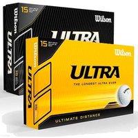 Wilson Ultra Golf Balls 15 Pack
