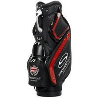 Stewart Golf T5 Tour Bag - Black / Red