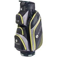 Motocaddy Club Series Trolley Bag - Black/Lime