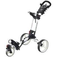 Big Max z360 Golf Push Trolley - White