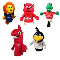 Premier League Mascot Golf Headcovers