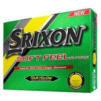 Srixon Soft Feel Golf Balls Dozen