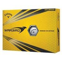 Warbird Golf Balls 2017 1 Dozen White