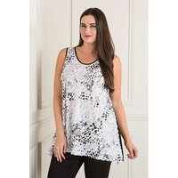 Reflections Frill Detail Sleeveless Top 389078