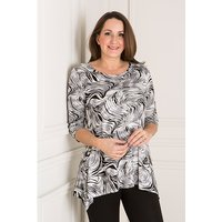 Reflections Printed Tunic 399631
