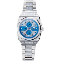 deLorean Gents Roadster Automatic Watch with Stainless Steel Bracelet 404084