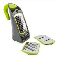 Tower 3 In 1 Grater Green Graphite - Green 408413