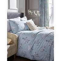 Tiffany Floral Print King Size Duvet Set 409748