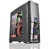 MESH Elite 7600E Gaming PC with Intel Core i5-7600 Kaby Lake 3.5GHz 4.1GHz Turbo, 4GB GeForce GTX 1050Ti Card GPU