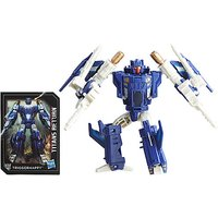 Transformers Generations Deluxe Blowpipe and Triggerhappy Figure