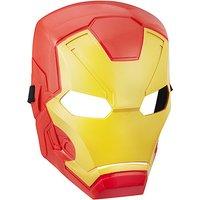 Marvel Avengers Basic Mask - Iron Man
