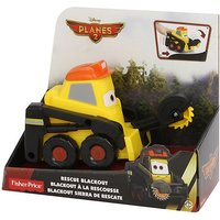 Disney Planes Fire and Rescue Smokejumpers Team - Rescue Blackout Vehicle