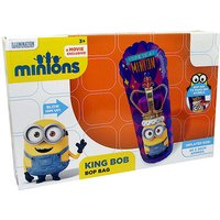 Minion King Bob Bop Bag