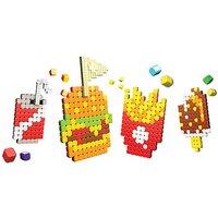 QIXELS Kingdom Cubes- Fun Foods