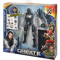WWE Create-a-Superstar Roman Reigns Special Forces Figure