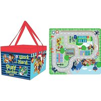 Stoarge and Play Mat Disney Paw Patrol