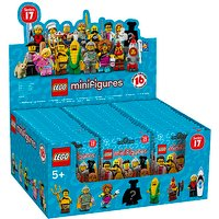 LEGO Minifigures Series 17 - 71018 Box (60 Pack)