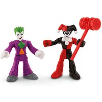 Fisher-Price Imaginext DC Super Friends - The Joker & Harley Quinn