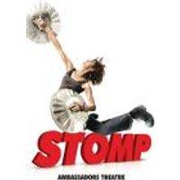 Stomp - Theatre Break