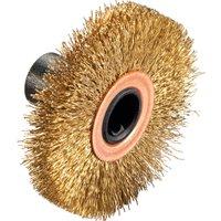 Bosch BM 10 Brass Coated Brush for PRR 250 ES Sanding Roller